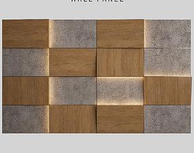 Wall Panel 28 3D model