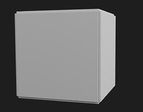 3D printable model Hardsurface Cube