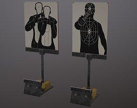 Falling Target 3D model