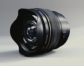 3D DSLR Lens