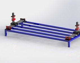 3D Palacita CNC Hot Wire Cut
