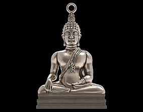 Buddha statue pendant 3D printable model
