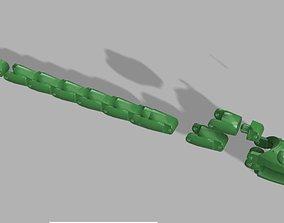 Toy Story One Snake 3D print model