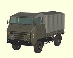 Japan Ground Self-Defense Force Type73 3D model 1