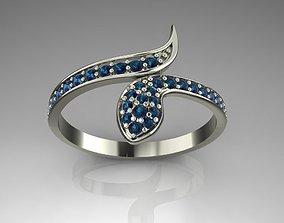 3D print model Ring 20 Snake