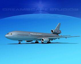 3D model McDonnell Douglas KC-10 Netherlands