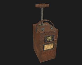 Dynamite Blaster 3D model