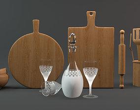 Kitchen Models starter kit 3D