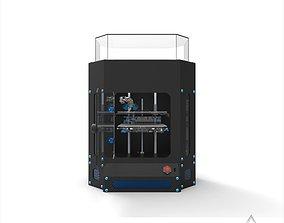 3D Printer Machine Design dimensional