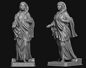 Maria Di Nazareth Statue 3D print model