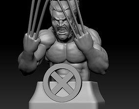 Wolverine 3D print model