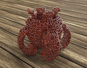 BRO VASE 3D printable model