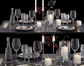 3D plate Table setting