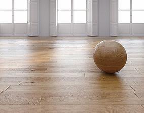 Oak Natural floor 3D
