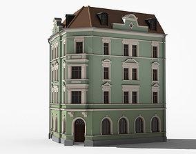 3D model European residence 03