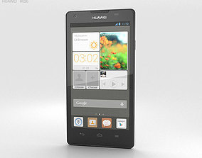 Huawei Ascend G700 White 3D model