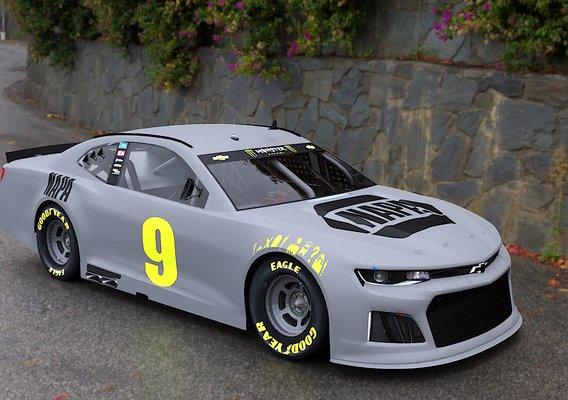 Chevrolet Camaro NASCAR 2018