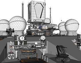 architectural 3D Station 201
