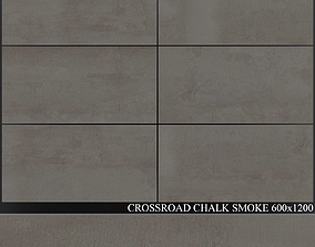 3D model ABK Crossroad Chalk Smoke 600x1200