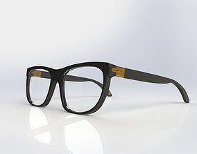 3D Optical frame - shape 2