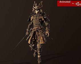 Samurai Remastered 3D asset