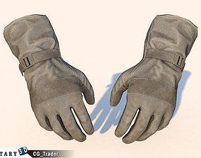 Safety Glove 3D asset
