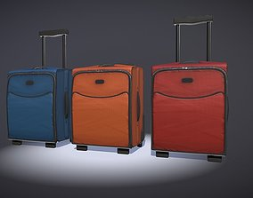 Luggage 2 3D model