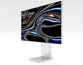 3D Apple Display Pro XDR 2019