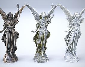 3D model Sculptures Pack Vol1 Statue 3