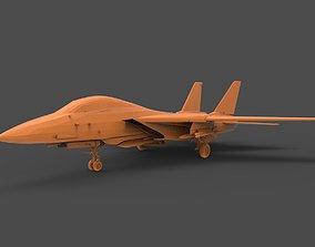 F-14 Tomcat 3D print model