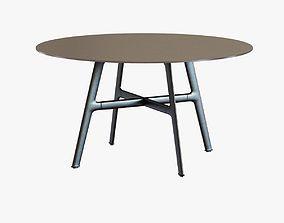 dedon dining table 3D model