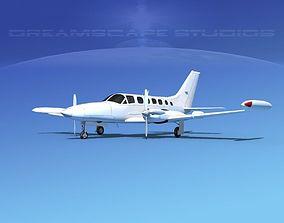 Dreamscape AF42 Odyssey I V16 3D model