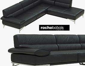 Roche Bobois NOTA BENE CORNER COMPOSITION 3D model