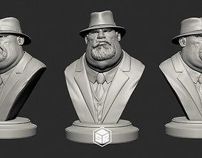 3D printable model Mafia Boss