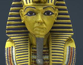 Mask of Tutankhamun 3D model