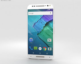Motorola Moto X Style White 3D