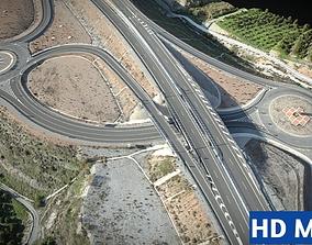 3D asset Highway - Map