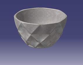 new index small bowl as a decoration 3D print model