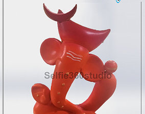 3dsculpter Ganesha Idol 3D Printable model