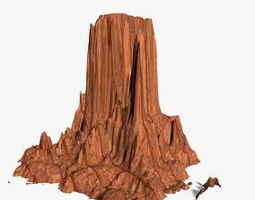 Canyon 3D Model landscape