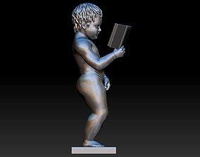 boy pee game 3D print model