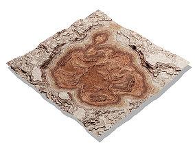 Terrain canyon 3D