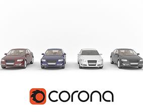3D commercial design car01