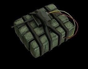 realtime C4 Bomb model