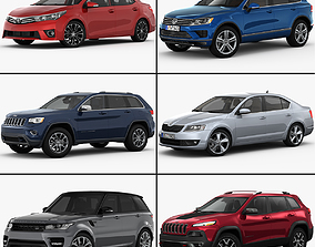 3D My Car Collection vol 1 2014-15