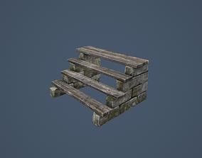 3D model Steps