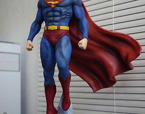 Superman Fan Art Statue 3d Printable ender3pro