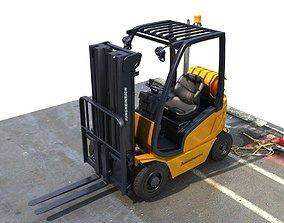 Forklift industry 3D