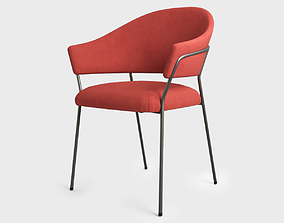 Armed Chair 3D