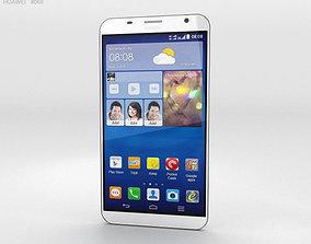3D model Huawei Ascend GX1 White